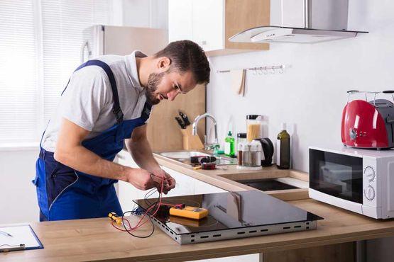 Dịch Vụ sửa chữa bếp từ - Sửa Chữa Tivi Tại Hà Nội